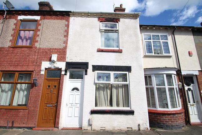 Thumbnail Terraced house for sale in Austin Street, Joiners Square, Stoke-On-Trent