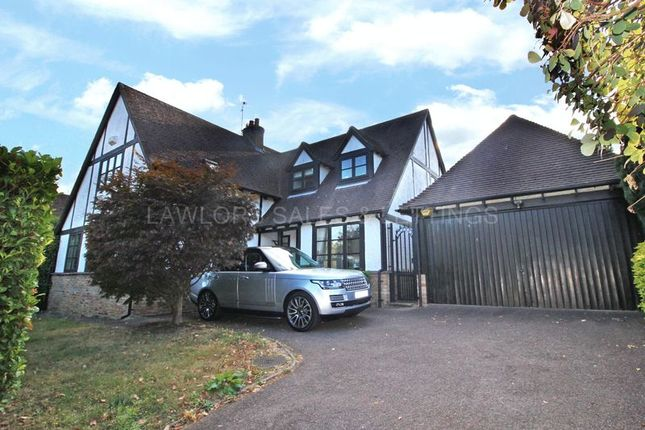 Thumbnail Detached house to rent in Powell Road, Buckhurst Hill