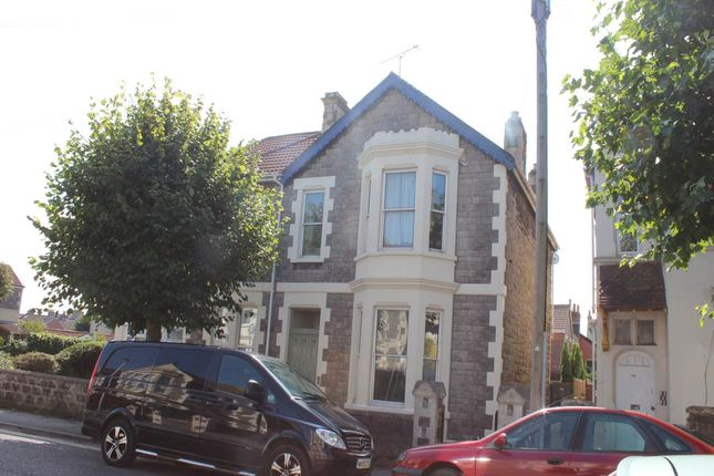 Thumbnail Flat to rent in Severn Rd, Weston-Super-Mare, North Somerset