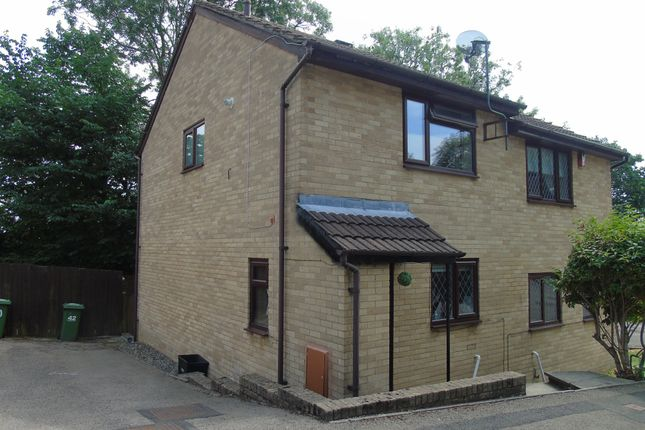 Thumbnail Semi-detached house for sale in Beechleigh Close, Greenmeadow, Cwmbran
