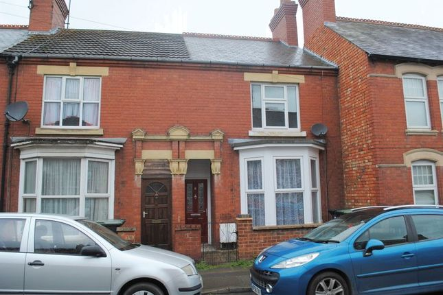 Thumbnail Terraced house for sale in Windmill Road, Rushden
