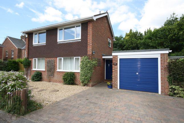 Thumbnail Detached house for sale in Queen Elzabeth Avenue, Lymington