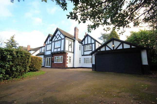 Thumbnail Detached house for sale in Lillington Road, Leamington Spa
