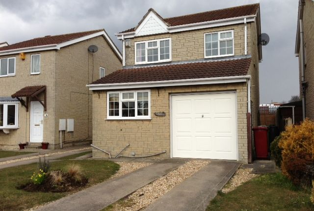 Thumbnail Detached house to rent in Langley Drive, Scunthorpe