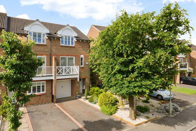 Thumbnail Town house for sale in Bradbridge Green, Singleton, Ashford, Kent
