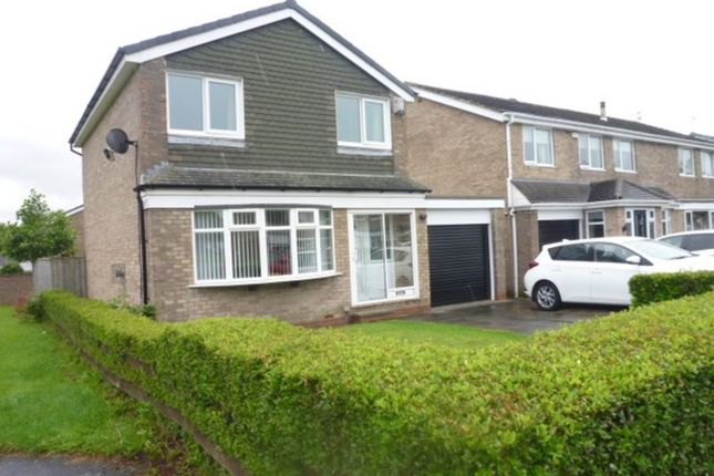 Thumbnail Detached house for sale in Denham Drive, Seaton Delaval, Whitley Bay