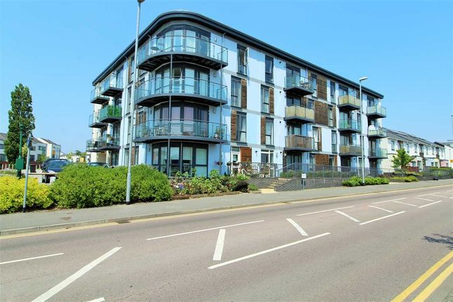 Thumbnail Flat for sale in Turner Road, Mile End, Colchester