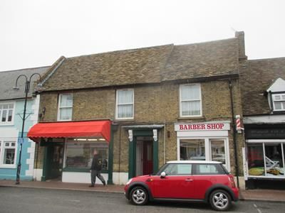Thumbnail Commercial property for sale in 30-36 Market Street, Ely, Cambridgeshire