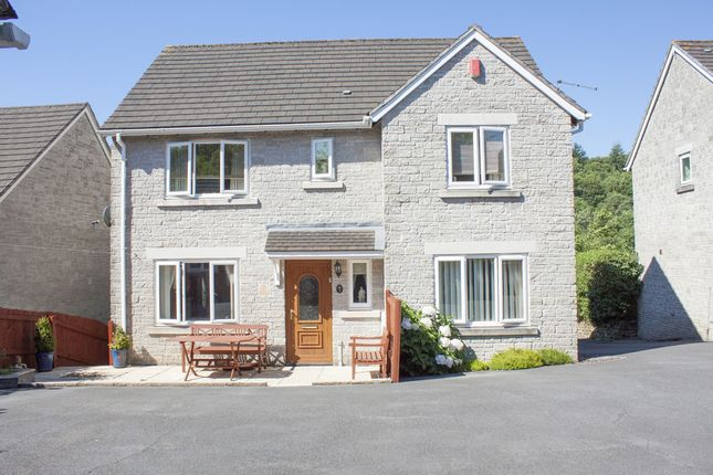 Thumbnail Detached house for sale in William Evans Close, Tamerton Foliot, Plymouth