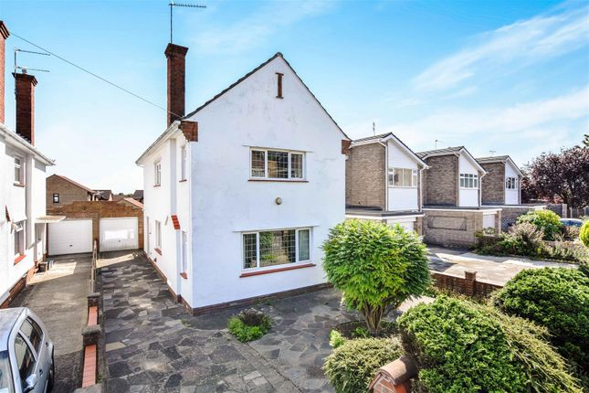 Thumbnail Detached house for sale in Northumbria Drive, Bristol