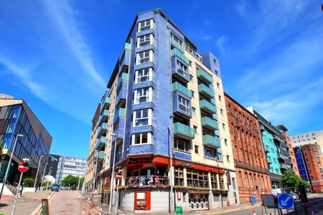 Thumbnail Flat for sale in Ingram Street, Merchant City, Glasgow, Lanarkshire
