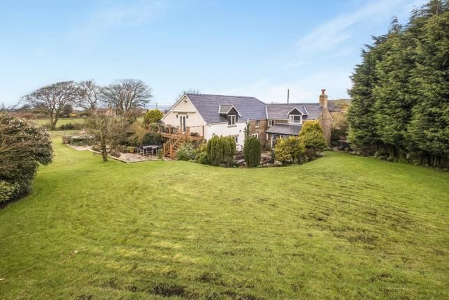 Thumbnail Detached house for sale in Bury Lane, Withnell, Chorley, Lancashire