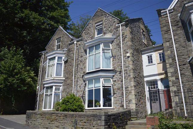 Thumbnail Terraced house for sale in Heathfield, Swansea