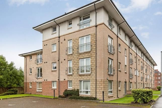 Thumbnail Flat for sale in Greenlaw Court, Yoker, Glasgow, Lanarkshire