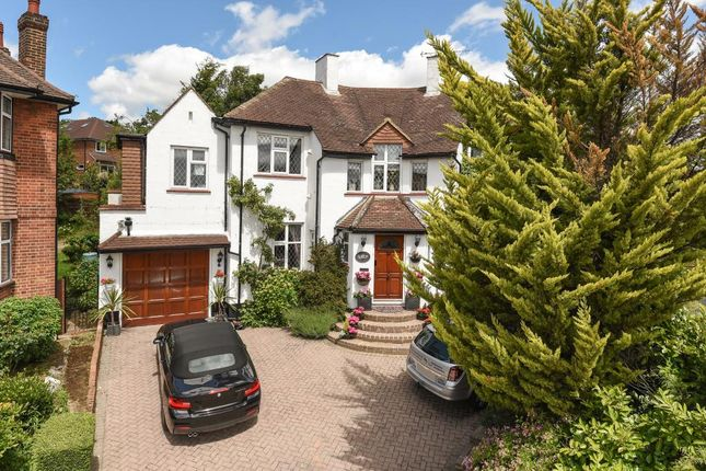 Thumbnail Detached house for sale in Holland Walk, Stanmore