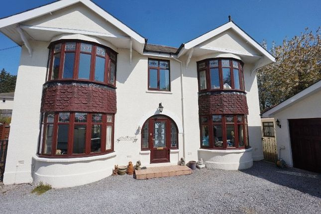 Thumbnail Detached house for sale in The Grove, Paignton