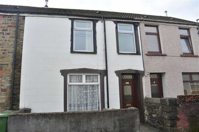 Thumbnail Terraced house to rent in Ynyslwyd Road, Aberdare, Rhondda Cynon Taff