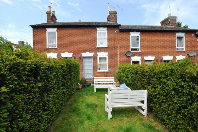 Thumbnail Semi-detached house to rent in Crispin Terrace, Oughton Head Way, Hitchin