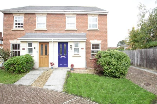 Thumbnail Semi-detached house to rent in Miles Close, Pill, Bristol