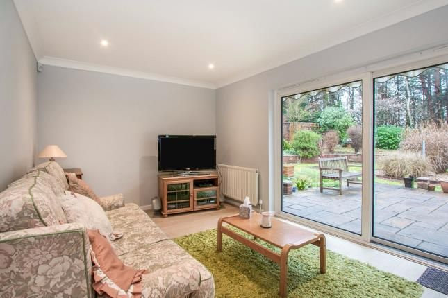 Lounge of Conifer Close, St. Leonards, Ringwood BH24