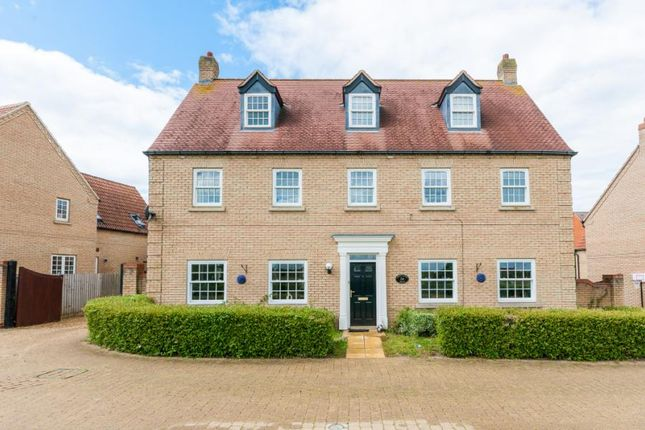 Thumbnail Detached house for sale in Bridgnorth Drive, Kingsmead, Milton Keynes, Buckinghamshire