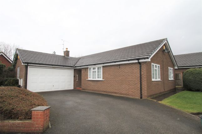 Thumbnail Detached bungalow to rent in Norwood Drive, Chester, Cheshire