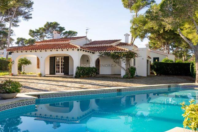"Thumbnail Villa for sale in Avda. Es Migjor 11 ""Villa Lorenzo"", Cala Blanca, Ciutadella"