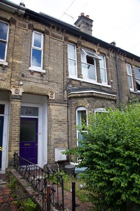 Thumbnail Terraced house to rent in Carlton Road, Southampton