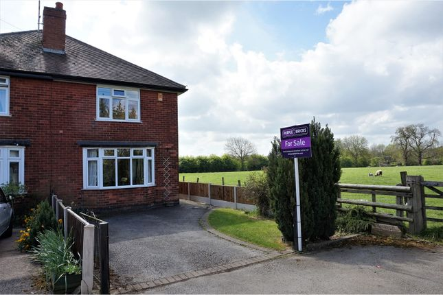 Thumbnail Semi-detached house for sale in Holm Avenue, Derby
