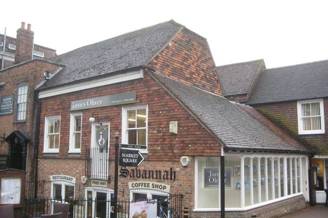 Thumbnail Retail premises to let in Unit 3 (The Cellars), 3 - 5 High Street, Tenterden, Kent