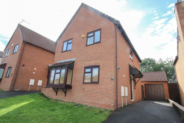 Thumbnail Detached house for sale in Railton Jones Close, Stoke Gifford, Bristol