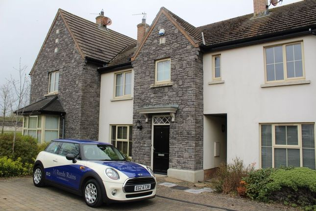 Thumbnail Terraced house to rent in Coopers Mill Mews, Dundonald, Belfast