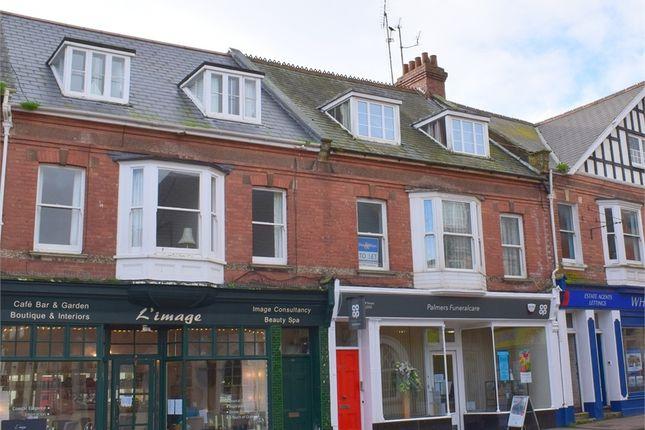 Thumbnail Maisonette to rent in High Street, Budleigh Salterton