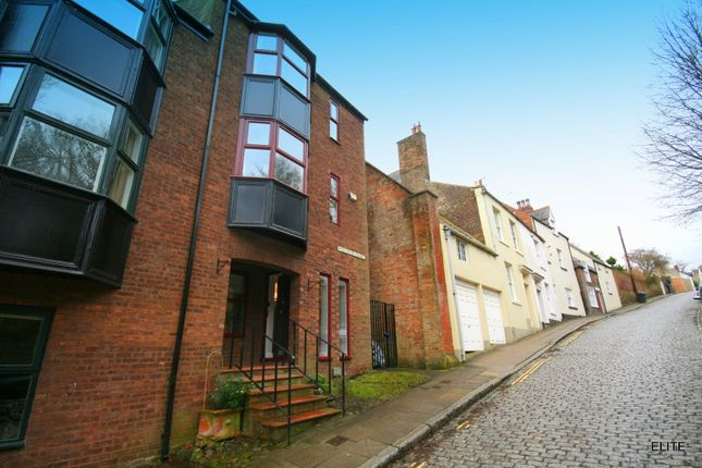 Thumbnail Town house for sale in Dunelm Court, South Street, Durham