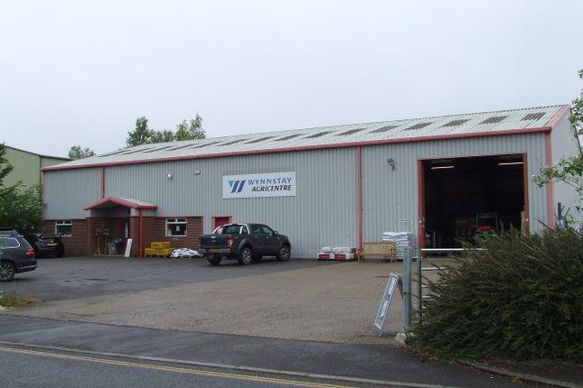 Thumbnail Warehouse to let in Portway, Old Sarum, Salisbury