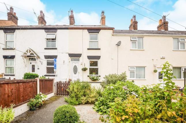 Thumbnail Terraced house for sale in River View, New Brighton Road, Bagillt, Flintshire