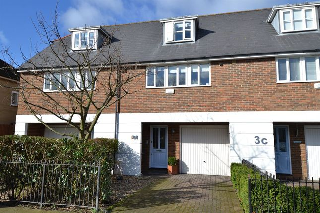Thumbnail Terraced house for sale in Graystone Road, Whitstable