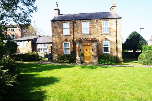 Thumbnail 4 bed detached house for sale in Victoria Road, Stocksbridge Sheffield