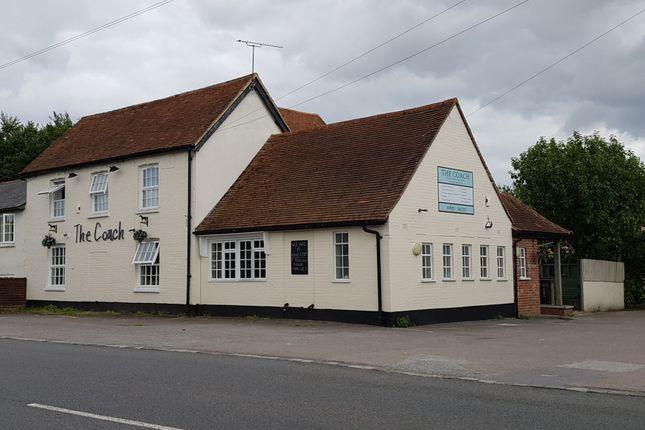 Pub/bar for sale in Worlds End, Beedon, Newbury, Berkshrie