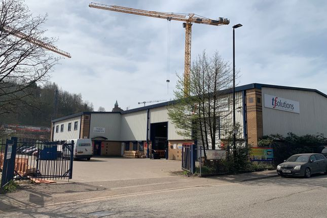 Thumbnail Warehouse to let in Albert Road, St Philips, Bristol