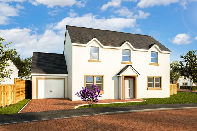 3 bed detached house for sale in Ottersburn Way, Crocketford, Dumfries, Dumfries And Galloway DG2