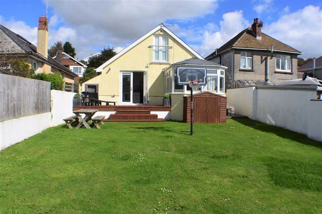 Thumbnail Detached bungalow for sale in Cleveland Avenue, Limeslade, Swansea