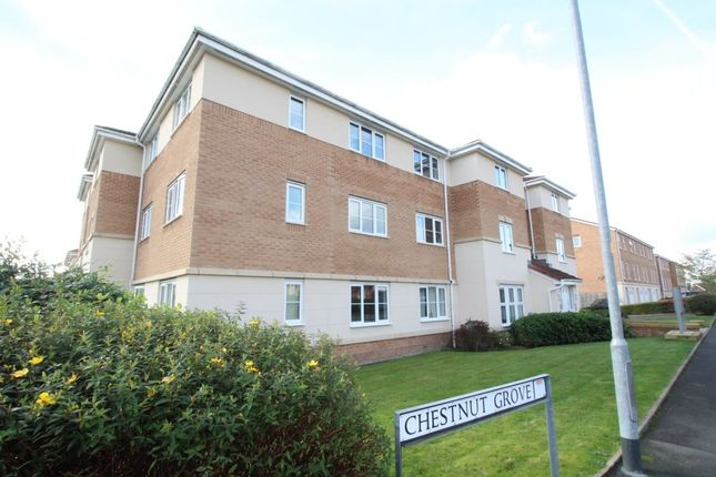 Thumbnail Flat for sale in Chestnut Grove, Hyde