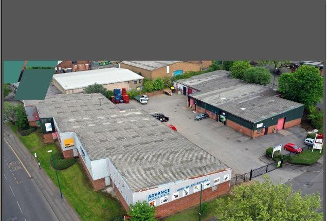 Thumbnail Commercial property for sale in Palm Court, Palm Street, Basford, Nottingham, Nottinghamshire