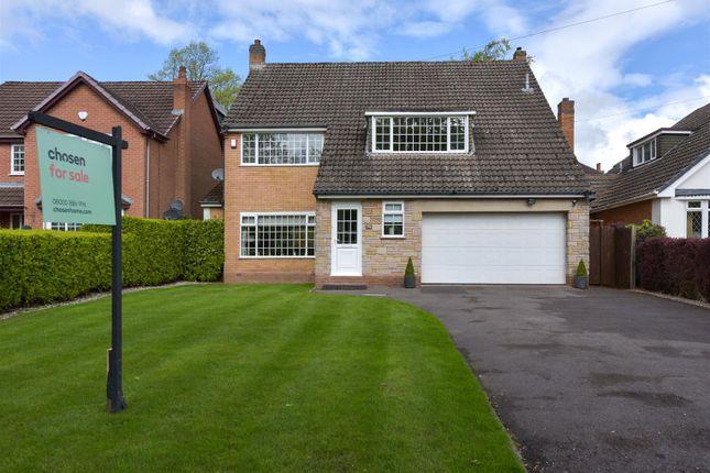 Thumbnail Detached house for sale in Irnham Road, Four Oaks, Sutton Coldfield