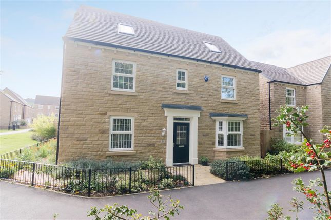 Thumbnail Detached house for sale in Riverside Walk, Otley