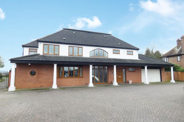 Thumbnail Detached house for sale in Tamworth Road, Keresley End, Coventry, West Midlands