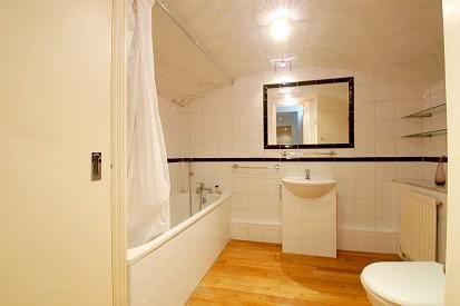 Bathroom of Clanricarde Gardens W2,