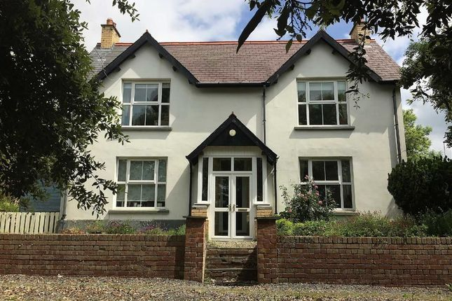Thumbnail Detached house for sale in Primrose Hill, Aberystwyth, Ceredigion