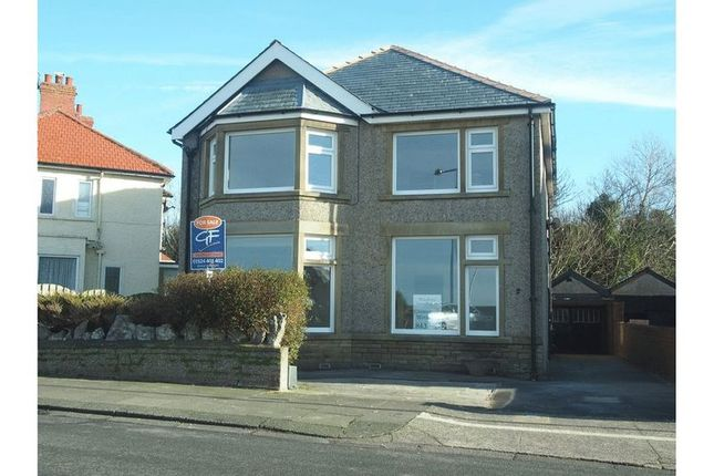 Thumbnail Detached house for sale in Elm Grove, Bare, Morecambe